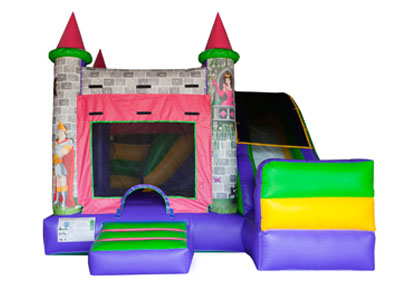 Fun Princess Combo Rental, Orange County Princess Inflatables