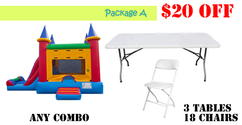 Party Package Special A