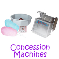 placentia Concession machine rentals