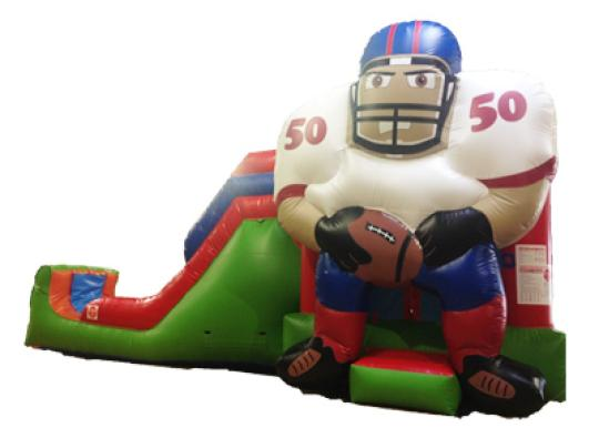 Football Inflatable Combo Rentals