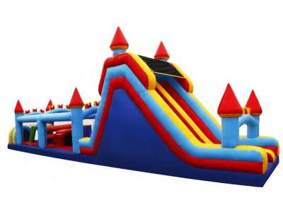 orange county obstacle course rental