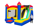 5in1 Castle inflatable Combo