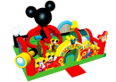 Mickey toddler inflatable combo