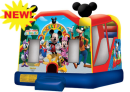 Mickey Park 4in1 Combo Inflatable Rental